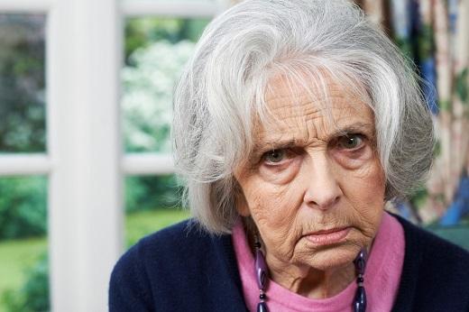 Calming an Agitated Dementia Patient